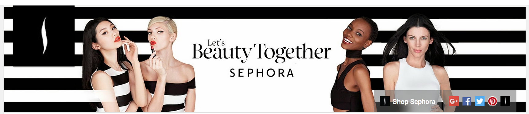 Sephora YouTube Banner
