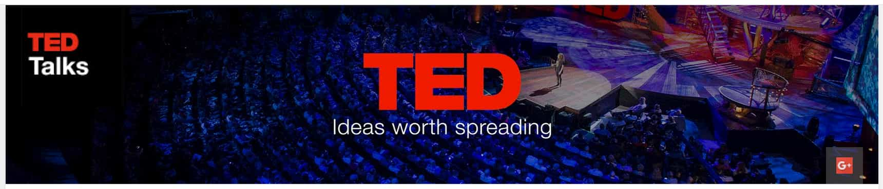 TED YouTube Banner
