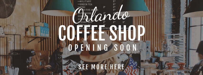Coffee shop Facebook cover photo