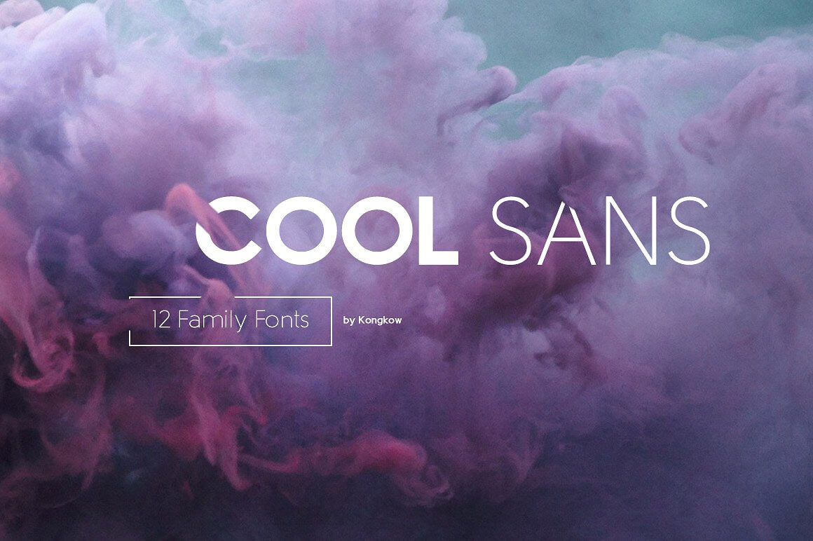 60 Modern Fonts To Help You Find A Cool Voice For Your Brand