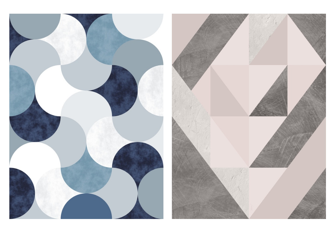 geometric patterns - graphic design patterns