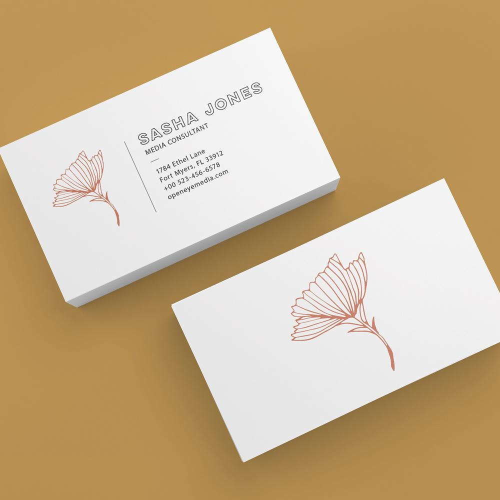 white-space-in-business-cards