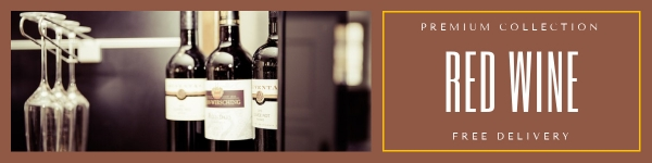 Etsy Banner for Fine Wine