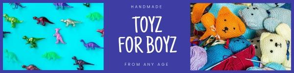 Etsy Banner for Toys