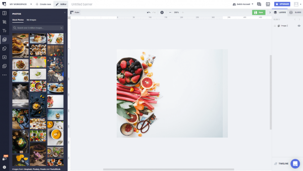 Step 2 of how to add text to photos