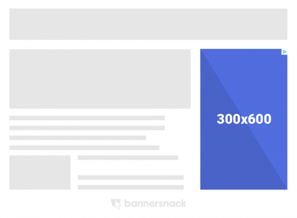 banner ad sizes