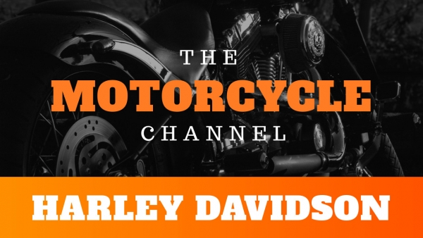 Motorcycle Channel YouTube thumbnail template