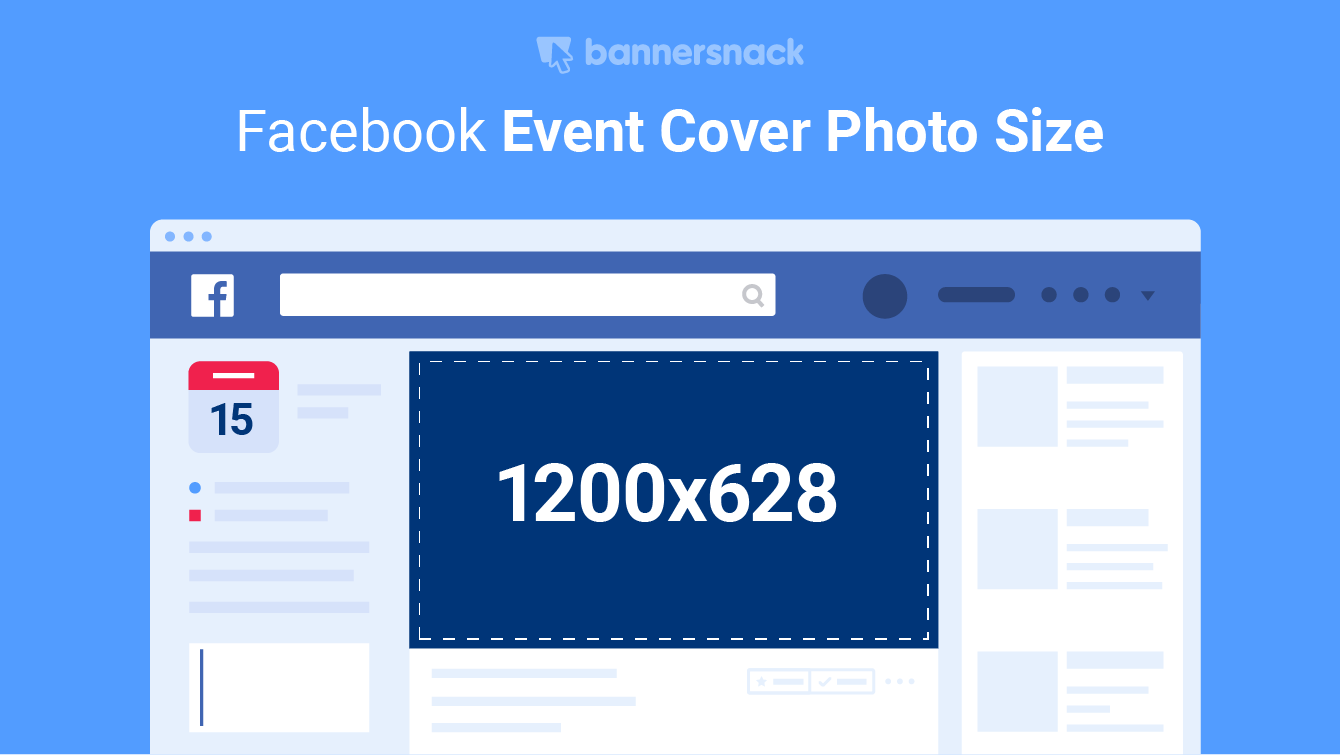Facebook event cover size