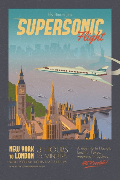 Design poster inspiration ideas retro
