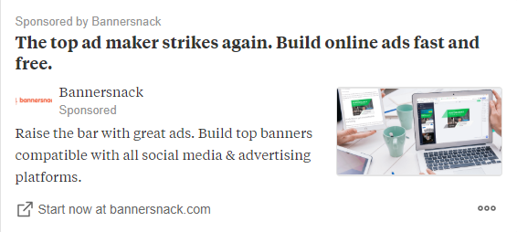 quora ad example