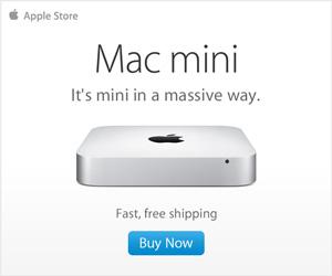 mac mini ad