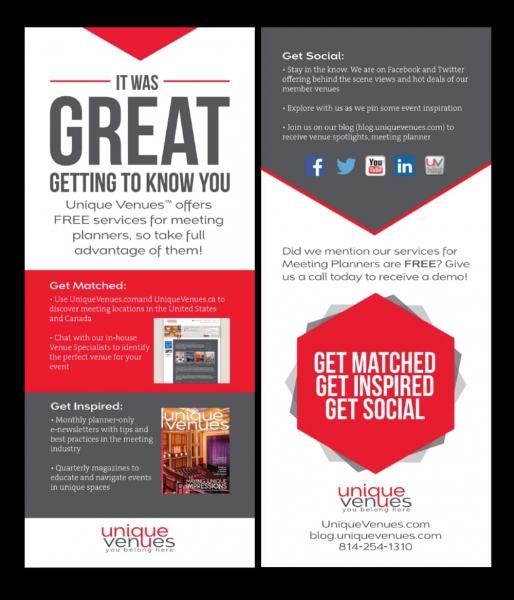 flyer venue services
