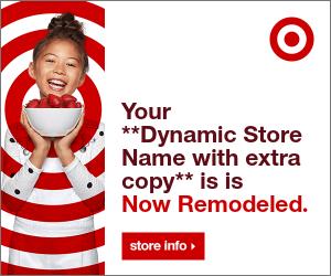 target ad