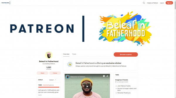 Beleaf_in_fatherhood_Patreon_banner_photo