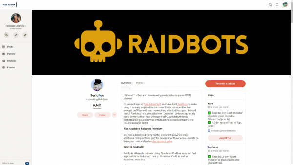 raidbots_patreon_banner