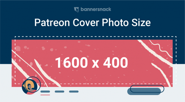 patreon cover photo size