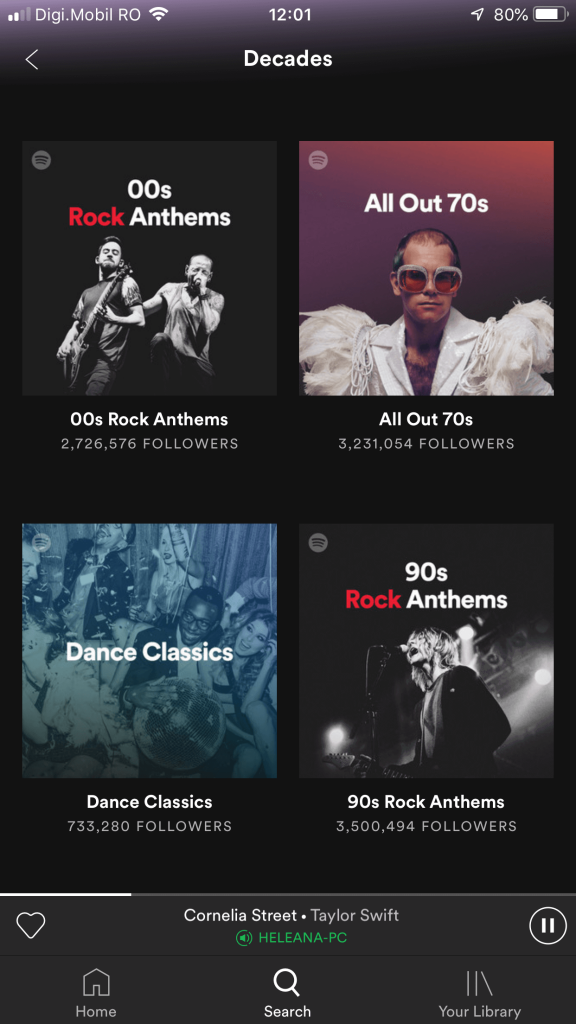 classic music spotify playtlist cover