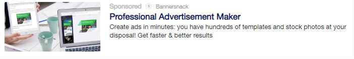 advertisement worst CTR