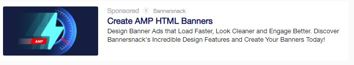 amp ad