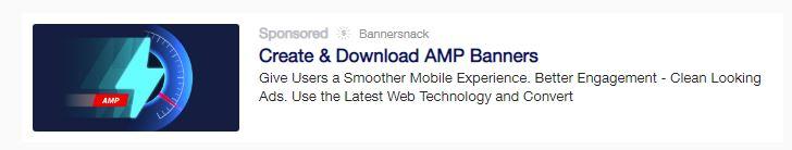 AMP worst ctr
