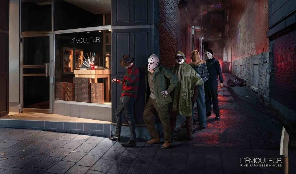 l'emouleur halloween campaign
