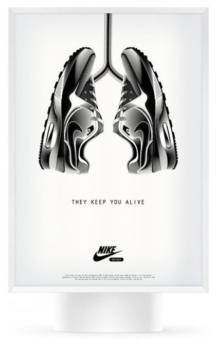 nike clever ad