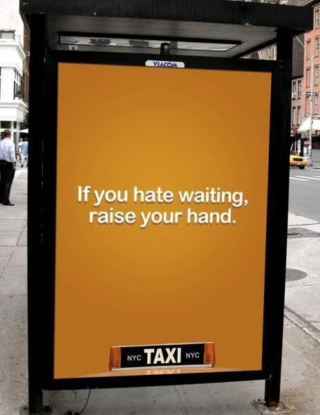 taxi new york ad