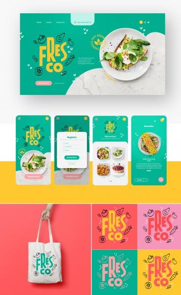 Diseño receptivo de marca