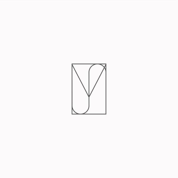 Ejemplo de línea delgada minimalista