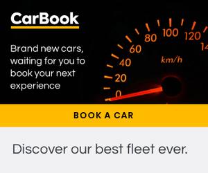 book a car ad template