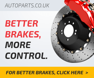 car brakes ad template