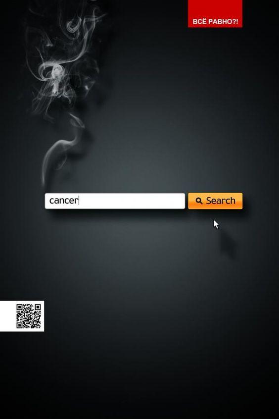 cancer smoking ad
