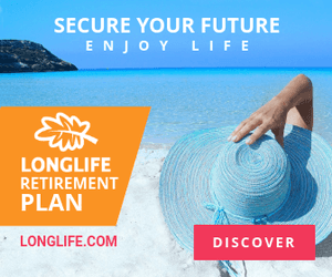retirement plan template ad