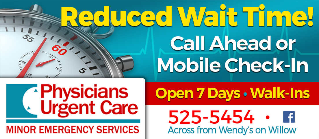 urgent care billboard