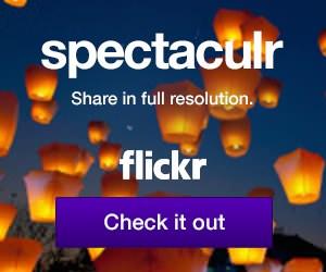 flickr banner