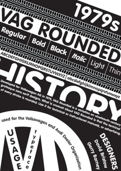vag rounded font
