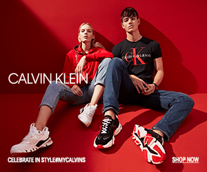 calvin klein advertising