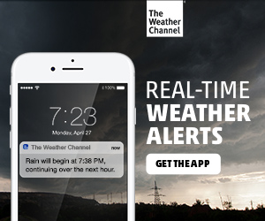 the weather channel advertising