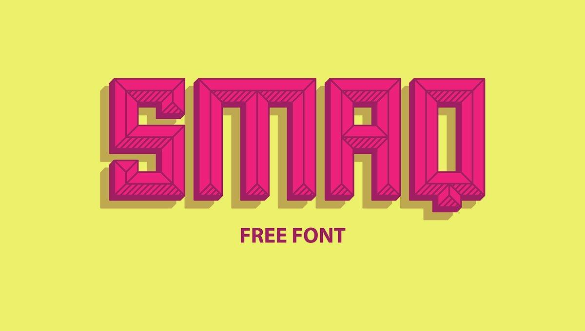 smaq font
