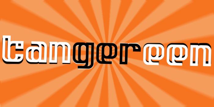Tangereen font