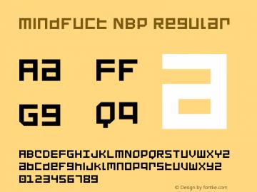 Mindfuct NBP font
