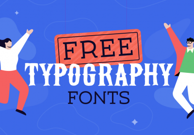 Free Typography Fonts