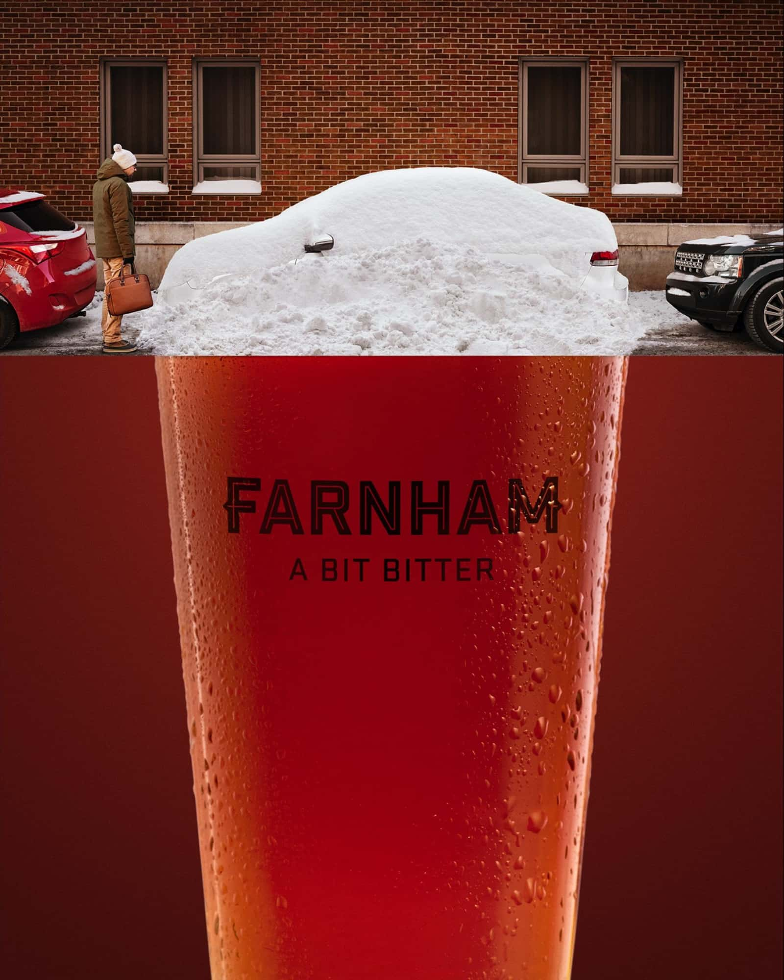 farnham print advertisement example
