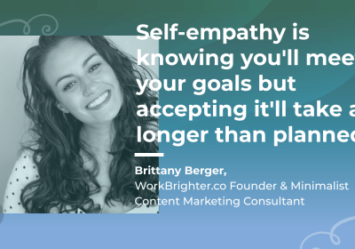 Brittany Berger Podcast