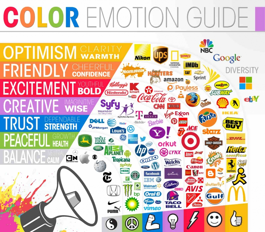 Color Emotion Guide Example