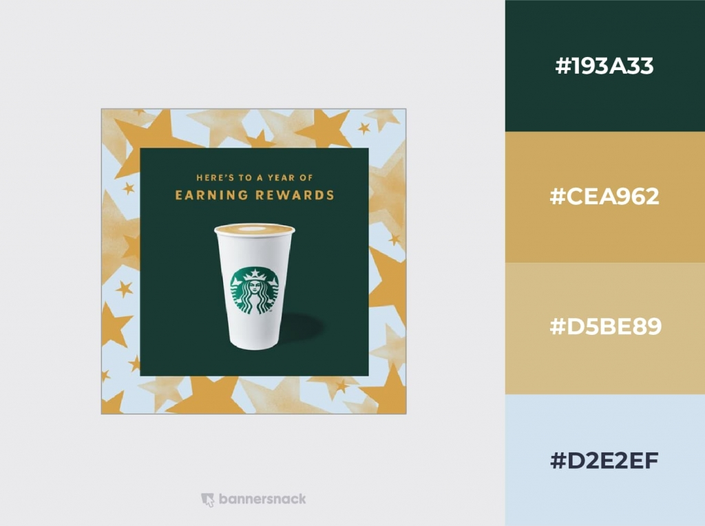 Starbucks Rewards Facebook Example
