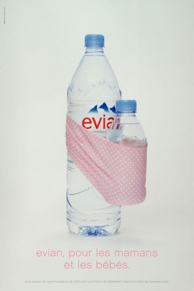 Evian Association Design Example