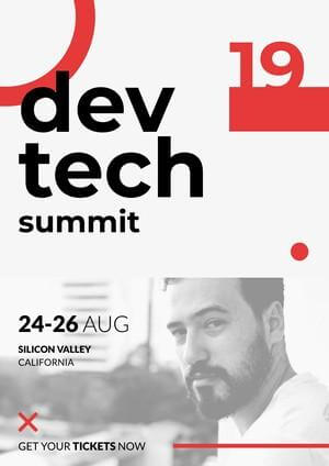 Dev Tech Summit Poster
