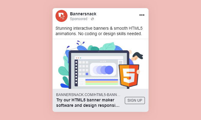 bannersnack html5 animation