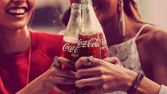 Coca Cola Social Appeal